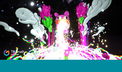 Tilt Brush  - Sónar+D