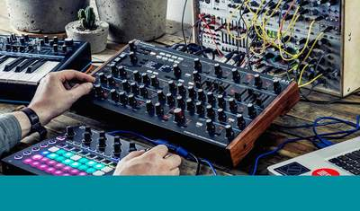 Novation - MarketLab - Sónar+D