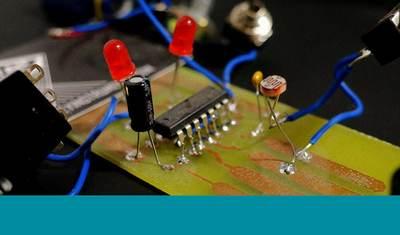 Build Your Own Light Controlled Analog Synth - Workshops - Sónar+D