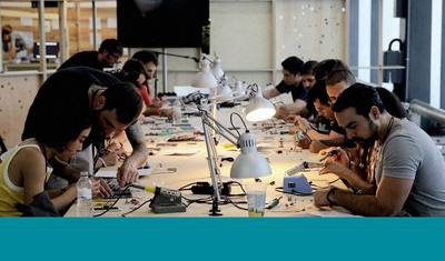 Build Your Own Sensory Controlled Analog Synth - Workshops - Sónar+D